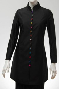 tsao button tunic